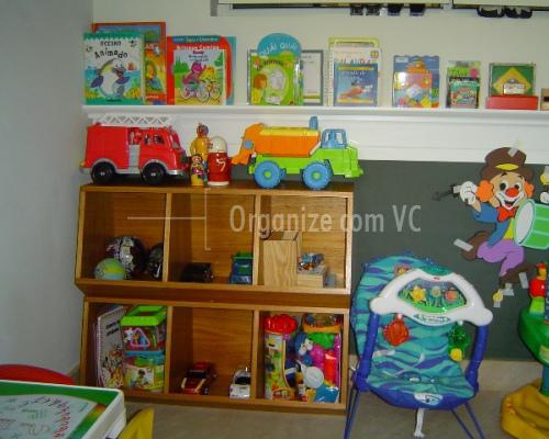 Decoração do quarto de criança